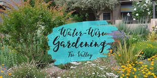Water Wise Gardening in the Tri-Valley area